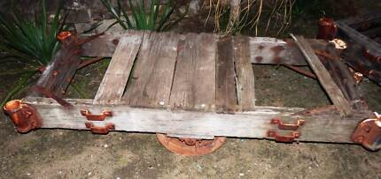 RUSTIC INDUSTRIAL CARTS Port Adelaide Port Adelaide Area Preview