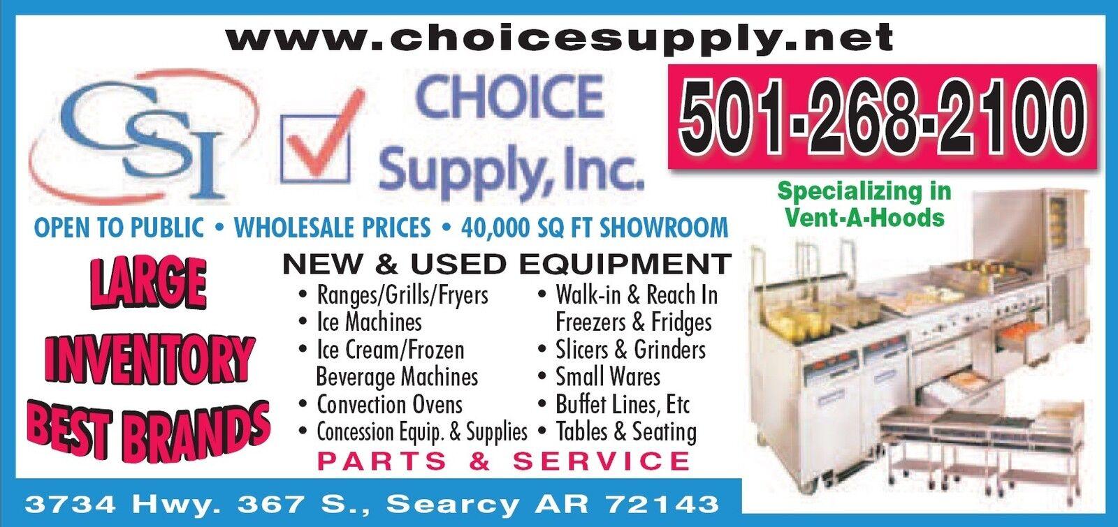Choice Supply Inc