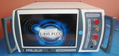 Aeroflex 7100 Digital Radio Test Set With 16 Options