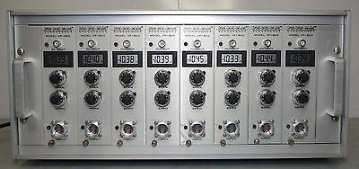 Gould Dsi Ponemah Data Acquisition System W 8 Vp-800 Modules Nice