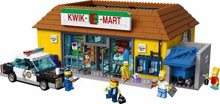 Lego 71016 The Simpsons Kwik-E-Mart Brand new in sealed box Chatswood Willoughby Area Preview
