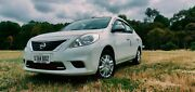 Nissan almera 2012 automatic Hectorville Campbelltown Area Preview