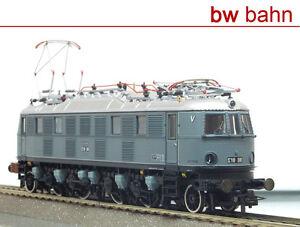 Roco H0 43660.1 E-Lok E 18 der DB graublau Museumsedition Neu