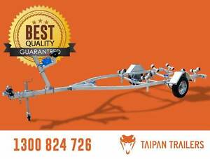 Boat Trailer Fully Hot Dipped Galvanized 3.5-4.4 meter boat Coopers Plains Brisbane South West Preview