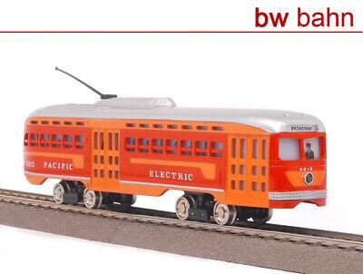 Bachmann H0 41-629-C3 Us-Straßenbahn Pacific Eléctrico Streamline Pcc Trolley