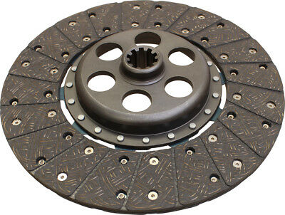516068m93 Woven Clutch Disc For Massey Ferguson 30 35 65 165 175 180 Tractors