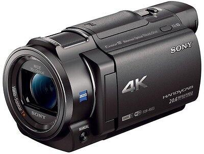 Видеокамеры Sony FDR-AX33 4K Ultra HD