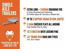 IceBear 6x4 Fully Welded and Hot Dip Galvanized Box Trailer Coopers Plains Brisbane South West Preview