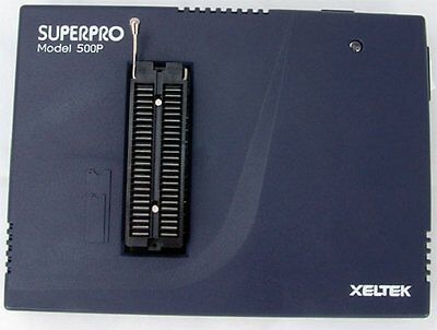 Xeltek Superpro 500p Universal Ic Chip Device Programmer....special