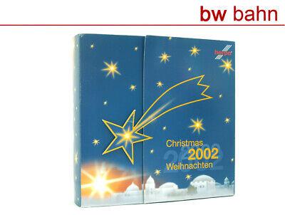 Herpa H0 148078 Adventskalender 2002 mit 4 PKW Sondermodellen