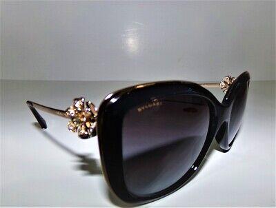 Bvlgari DIVAS' DREAM BV 6094B Black/Grey Shaded 2014/8G  (Ladies Sunglasses 2014)
