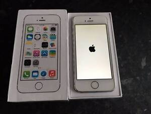 IPhone5s 16gb silver Sydney City Inner Sydney Preview
