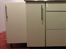 Wicked White Gloss Base Units