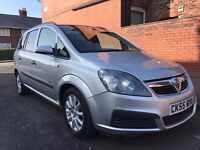 VAUXHALL ZAFIRA 1.6 NICE AND CLEAN CAR LONG MOT LOW MILES