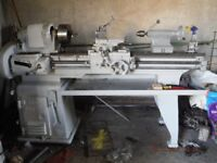 SIMPLEX METAL LATHE £500 NO OFFERS 07718 903329