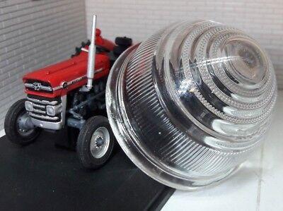 Mf Massey Ferguson Mf135 135 165 175 178 Lucas L594 Glass Sidelight Lens