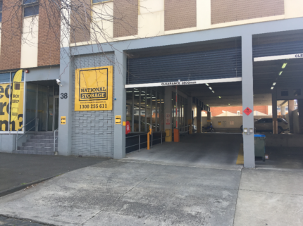FANTASTIC DEAL ON WAREHOUSE STORAGE IN SOUTH MELBOURNE