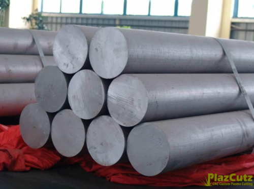 Aluminium Round Bar Rod 1/4
