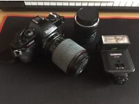 Vivitar V2000 Camera