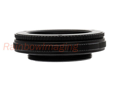 M42 to M42 lens Focusing Helicoid Adapter 12mm - 19mm US Seller