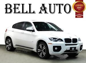 2010 BMW X6 XDRIVE NAVIGATION PANORAMA ROOF