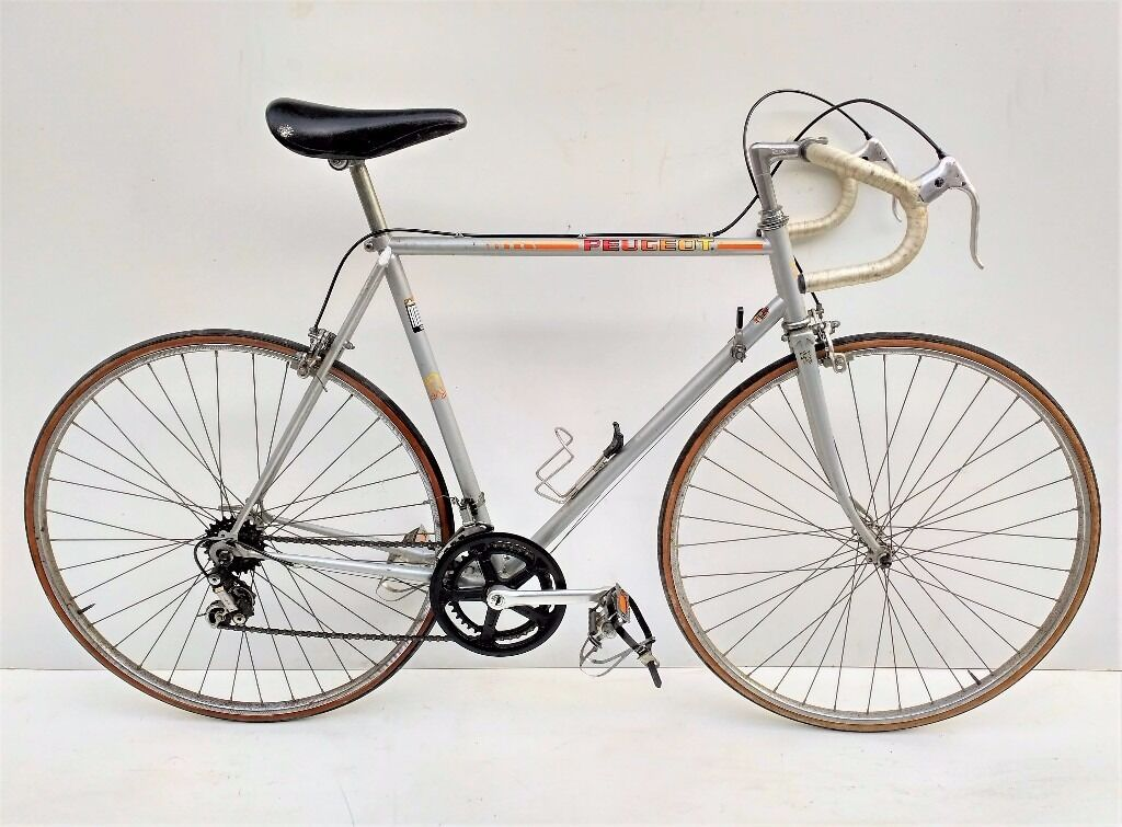 vintage peugeot racing bicycle