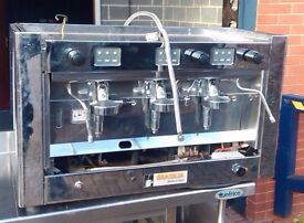 BRASILIA GRADISCA Group 3 coffee machine. **Excellent condition, good working order, ready to use**