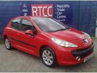 2006 (56 reg), Peugeot 207 1.6 16v Sport 5dr Hatchback, AA COVER & AU WARRANTY INCLUDED, £1,495 ono