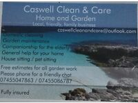 Caswell Clean and Care home and garden