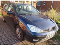 Ford Focus Ghia -- Lovely reliable car