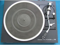 Pioneer PL 514X - 2-Speed Belt-Drive Turntable - Auto-Return Mechanism. Black