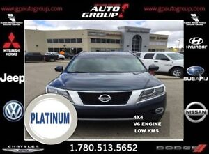 2014 Nissan Pathfinder Flexible   Competitive   Family Friendly