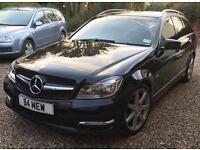 Mercedes C220 estate for sale, auto