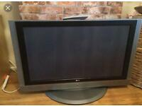 """Lg 42"""" flatscreen with Freeview 42pc1dv located in Bounds Green"""