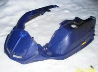 Yamaha SX SXR VMax 500 600 700 belly pan quarter panels frame un