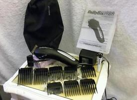 New babyliss hair shavers