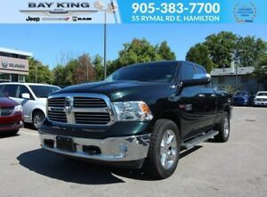 2016 Ram 1500 BIG HORN, 4X4, ECO DIESEL, BACK UP CAM, NAV