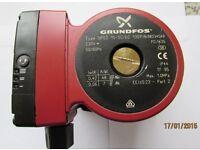 Grundfos UPS2 Central Heating Pump