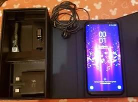 SAMSUNG GALAXY S8+ 64GB MIDNIGHT BLACK ON EE