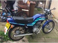Honda cg 125 (needs work)