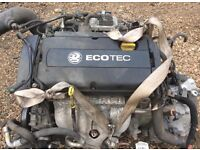 VAUXHALL 1.8 (ENGINE CODE: Z18 XER) ENGINE FOR SALE