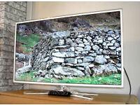 "Samsung UE40ES6710U Series 6 40"" Full HD 1080p Smart 3D LED TV Wifi 400hz Freeview SRS TheatreSound"