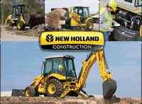 NEW HOLLAND CONSTRUCTION DEALER ORILLIA ONTARIO