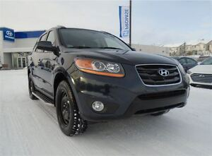 2010 Hyundai Santa Fe Limited w/Navi - Winter Tires package