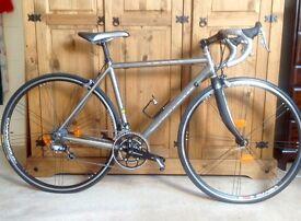 Bianchi S9 Matta Titanium Road bike