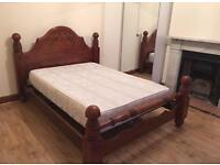 Call...07496926766 VERY LARGE CLEAN KING SIZE DOUBLE ROOM & VERY LARGE SINGLE ROOM LONDON IG1