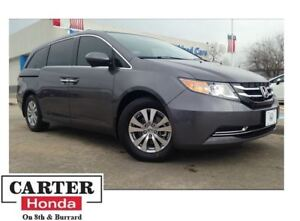2016 Honda Odyssey SE + LOW KMS + CERTIFIED + LOCAL!!
