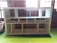 ikea kallax shelves unit expedit with wheels