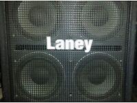 """Speaker Cab 4 × 10 """" speakers"""