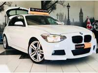 ★📞APRIL DEALS✌★2012 BMW 1 SERIES 116D M SPORT 2.0 DIESEL AUTO★MOT FEB 19★£30 TAX★ #KWIKIAUTOS